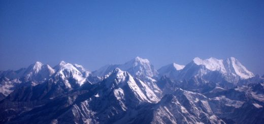 the Himalayas are still moving and growing
