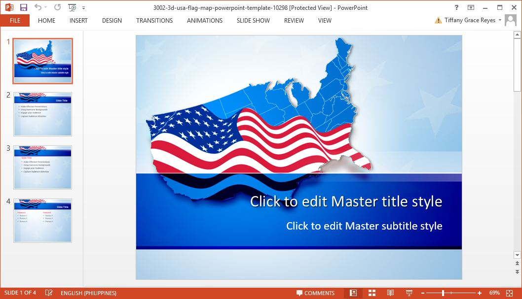 How free powerpoint templates can help you create winning you also dont need to use any other program or app to modify the template as customization can easily be done right off microsoft powerpoint itself toneelgroepblik Image collections