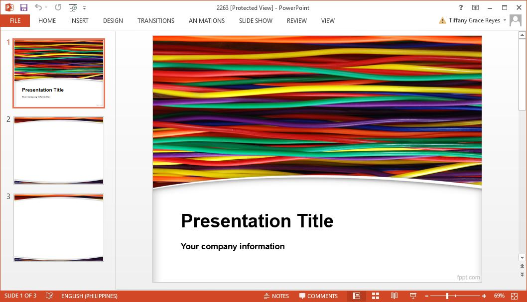 Make Own Powerpoint Template Zrom